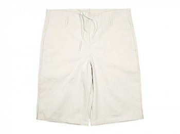 TUKI big shorts 05ecru