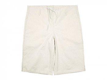TUKI big shorts 05ecru