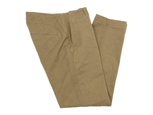 maillot toppo chino pants BEIGE