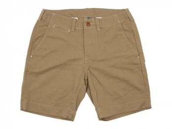 maillot toppo chino shorts BEIGE