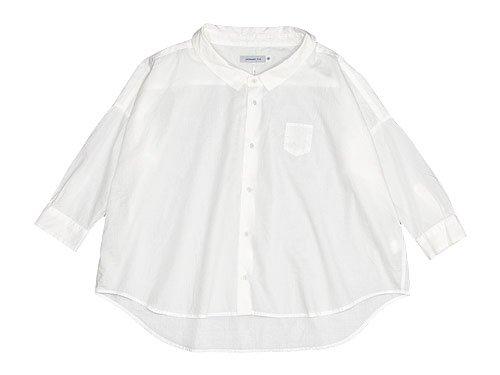 ordinary fits BARBAR SHIRT WHITE
