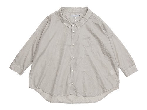 ordinary fits BARBAR SHIRT GRAY