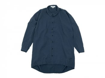 ordinary fits NEW BARBAR SHIRT NAVY