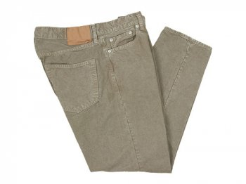 ordinary fits DUCK CROPPED PANTS BEIGE