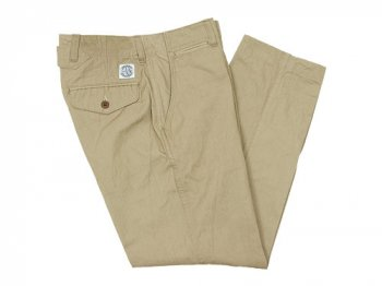 ENDS and MEANS Army Chinos BEIGE