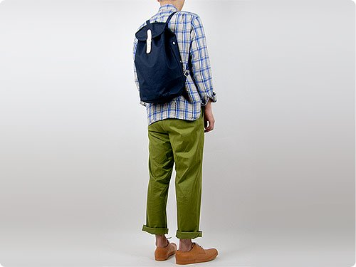 StitchandSew Backpack NAVY