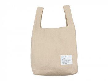 StitchandSew Linen shopping bag BEIGE