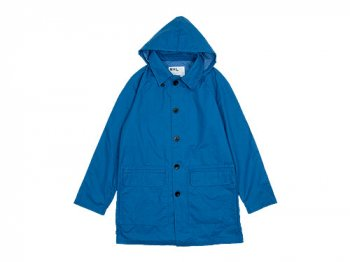 MHL. CONTRAST FACE COTTON COAT 110BLUE 〔メンズ〕