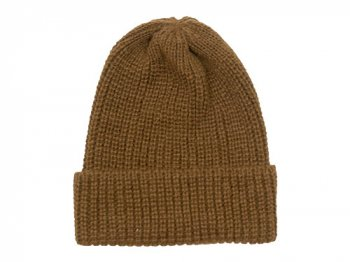 HIGHLAND 2000 WATCH CAP ALPACA BROWN
