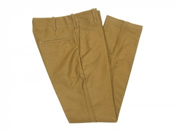TUKI trousers 29dark mustard