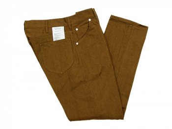 TUKI cowboy pants 31ginger