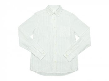maillot sunset gingham B.D. shirts WHITE STRIPE