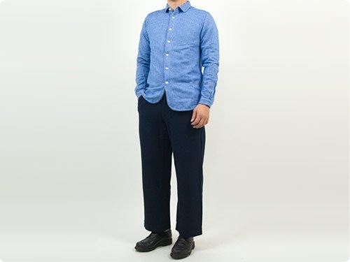 maillot nel stripe shirts BLUE