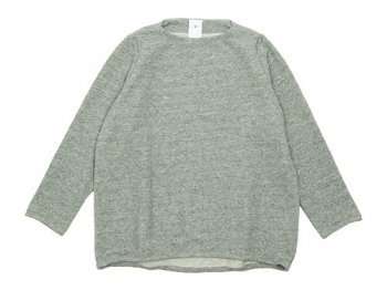 maillot wool sweat trainer GRAY