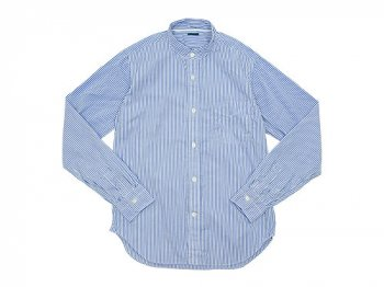 maillot b.label broad stand collar shirts STRIPE