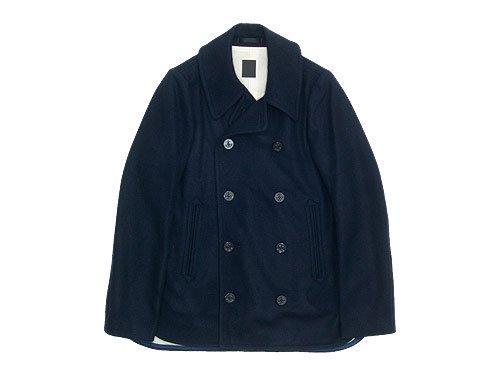 【再入荷】 maillot b.label melton PEA jacket