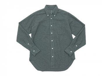 DAILY WARDROBE INDUSTRY NEW STANDARD B.D. SHIRT GRAY