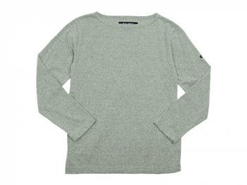 Le minor by DAILY WARDROBE INDUSTRY カットソー THURSDAY (GRAY)