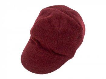 StitchandSew cap WINE RED
