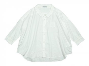 ordinary fits BARBAR SHIRT OX WHITE