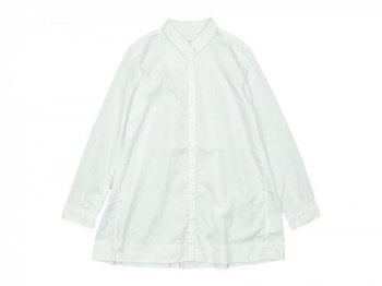 ordinary fits PIN TUCK SHIRT OFF WHITE