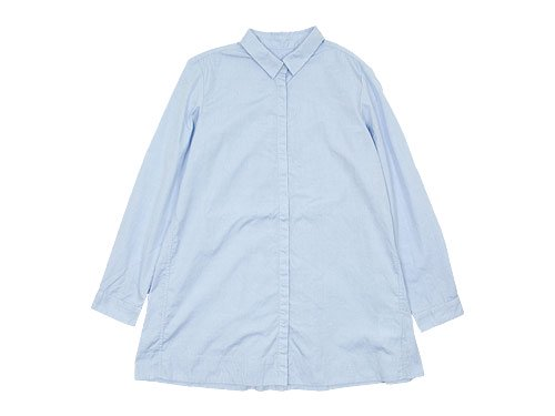 ordinary fits PIN TUCK SHIRT