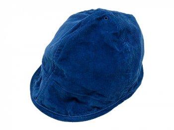 TATAMIZE CORDUROY WORK CAP INDIGO CODE