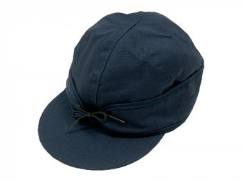 ENDS and MEANS E&M x Stormy Kromer Cap NAVY