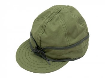 ENDS and MEANS E&M x Stormy Kromer Cap RANGER GREEN