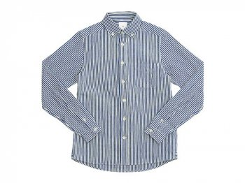 maillot sunset stripe B.D. shirts YELLOW x BLUE