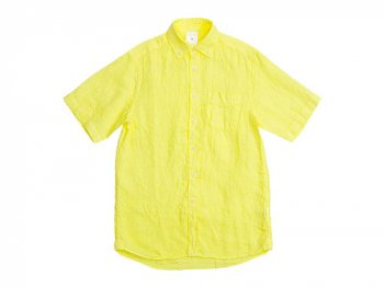 maillot sunset linen B.D. S/S shirts LEMON