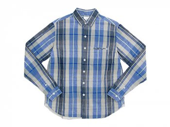 maillot C/L check shirts GRAY
