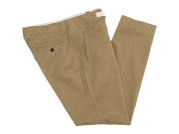 maillot chino easy pants BEIGE