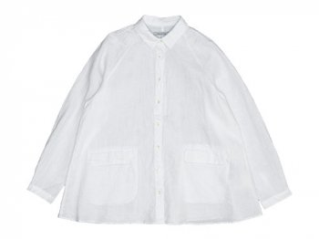 ordinary fits STUDIO SHIRT WHITE