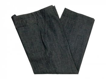 TUKI over pants 09black