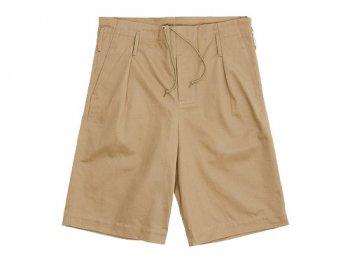 TUKI ghurka shorts 03khaki