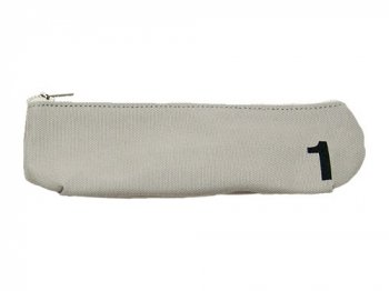 MHL. HEAVY CANVAS POUCH 1 020GRAY