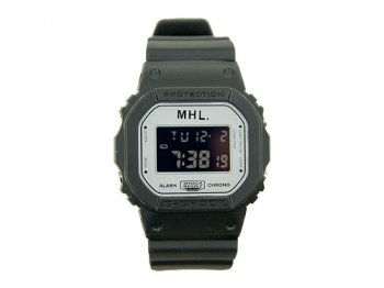 MHL. G-SHOCK 010BLACK