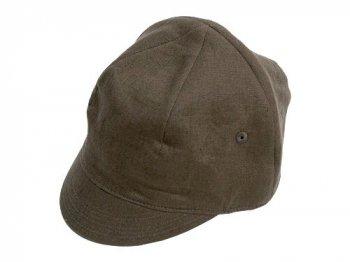 StitchandSew cap BROWN