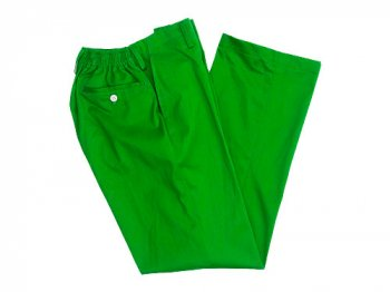 Charpentier de Vaisseau School Pants LIGHT GREEN