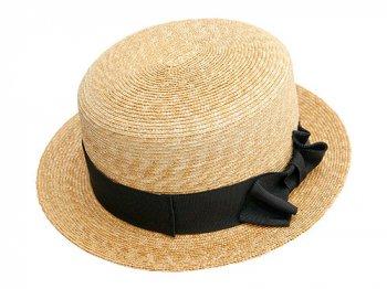 Lin francais d'antan Straw hat