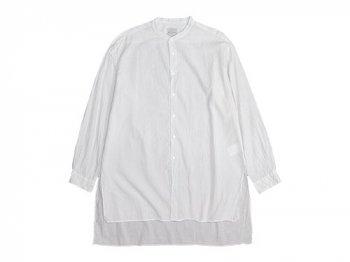 TOUJOURS Kurta Shirt WHITE INDIGO