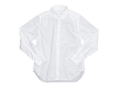 homspun 100/2ブロード レギュラーシャツ / フラットカラーブラウス / 30/3オックス トートバッグ