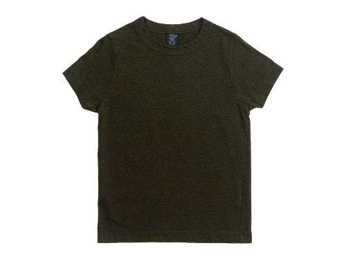 homspun 天竺半袖Tシャツ 〔メンズ〕
