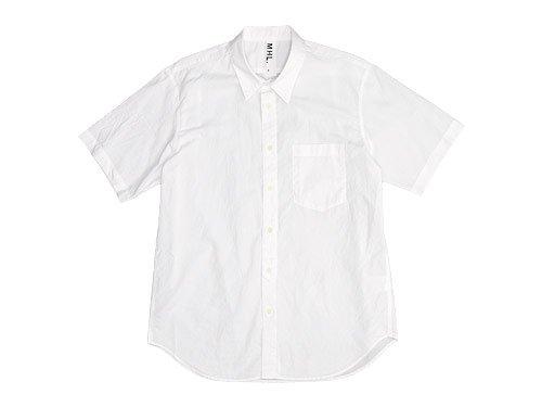 MHL. Garment Dye Cotton Linen Shirts / Fly Weight Cotton Pants