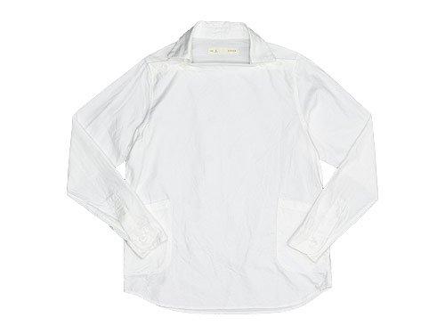 nisica デッキマンシャツ 長袖 / ボタンダウンシャツ 長袖