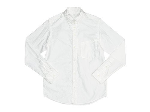 nisicamokusiro 長袖スモールスタンドシャツ / ボタンダウンシャツ 長袖 / nisica ボタンダウンシャツ 長袖 チェック
