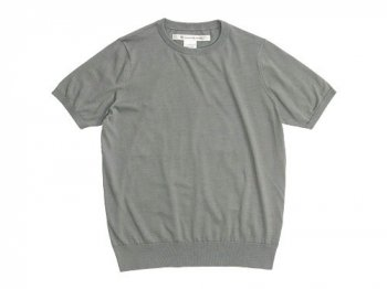 【別注】EEL ALLWAYS KNIT 1/2 15GRAY