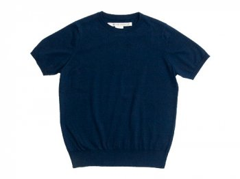 EEL ALLWAYS KNIT 1/2 27NAVY
