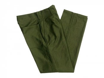 TUKI work pants 04olive drub